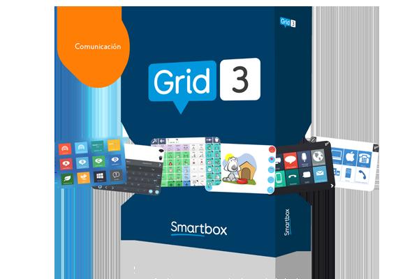 Software eye-tracking Grid3 Irisbond