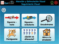 Software eye-tracking EyeGaze Irisbond