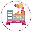 Logotipo La Fábrica de Palabras
