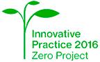 Logotipo Zero Project