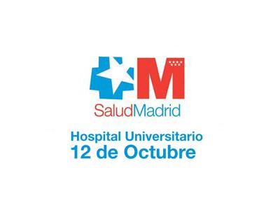 Logotipo Hospital 12 de octubre