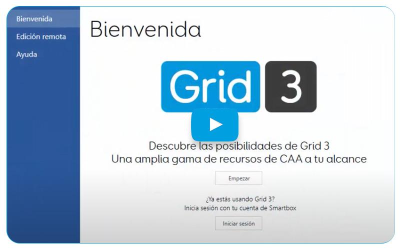 Vídeo formación IRISBOND Grid3